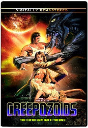 Creepozoids DVD [Remastered]