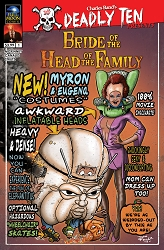 Deadly Ten Presents #6: Bride Of The Head Of The Family (Dan Fowler)