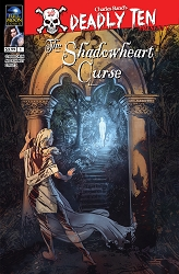 Deadly Ten Presents #7: The Shadowheart Curse (Jason Strutz Cover #2)