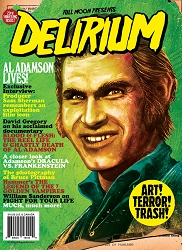 Delirium Magazine Issue #23