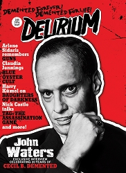 Delirium Magazine Issue #24