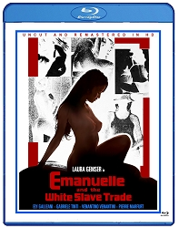 Emanuelle and the White Slave Trade Blu-ray