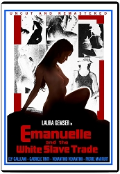Emanuelle and the White Slave Trade DVD [Remastered]