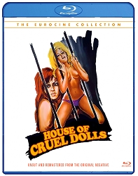 House of Cruel Dolls Blu-ray