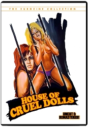 House of Cruel Dolls Remastered DVD