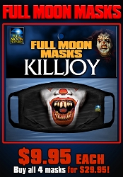 Full Moon Masks: KILLJOY