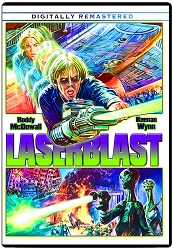 Laserblast [Remastered] DVD