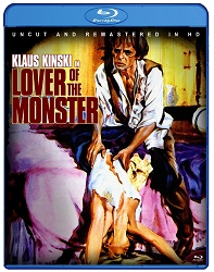 Lover of the Monster Blu-ray