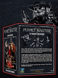 Puppet Master 12 Blu-ray Box Set
