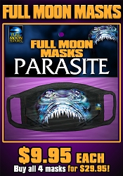 Full Moon Masks: PARASITE