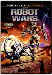 Robot Wars [Remastered] DVD
