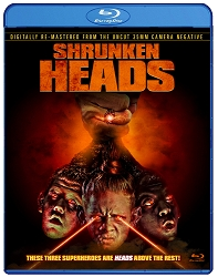 Shrunken Heads Blu-ray