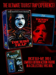 Vintage VHS Collection #3: Tourist Trap