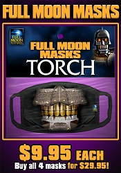 Full Moon Masks: TORCH