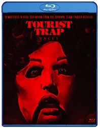 Tourist Trap Blu-ray [UNCUT]