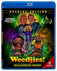 Weedjies! Halloween Night Blu-ray