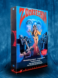 Wizard Video: Zombiethon (Big Box VHS)