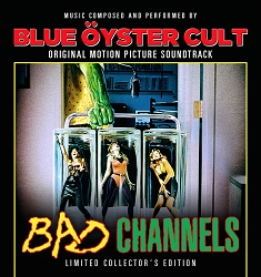 Bad Channels Soundtrack CD