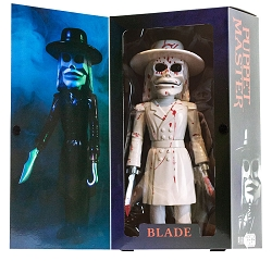 Puppet Master Soft Vinyl Figure: Blood Splattered Blade