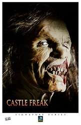 Castle Freak 11x17 Print