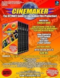 Cinemaker 6 DVD Box Set