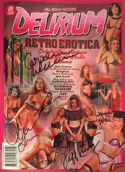 SIGNED Delirium Magazine Issue #16