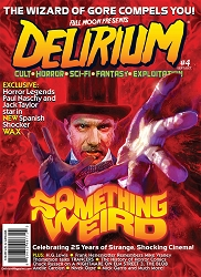 Delirium Magazine Issue #4