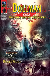 Dollman Kills The Full Moon Universe #1 (Ben Templesmith cover)