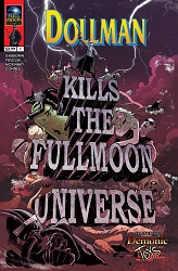 Dollman Kills The Full Moon Universe #1 (Daniel Pascual cover)