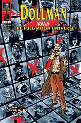 Dollman Kills The Full Moon Universe #1 (Robert Hack cover)