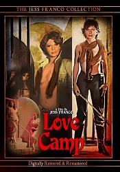 Jess Franco's Love Camp DVD