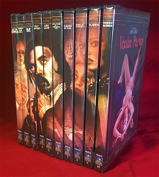 The Jess Franco DVD Collection (10 DVD's)