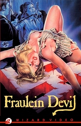 Wizard Video: Fraulein Devil (Big Box VHS)