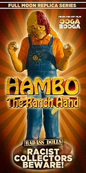 Hambo The Ranch Hand Badass Dolls Statue