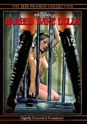 Jess Franco's Barbed Wire Dolls DVD