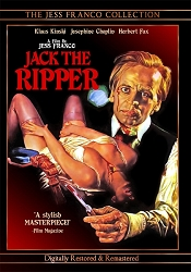 Jess Franco's Jack The Ripper  DVD