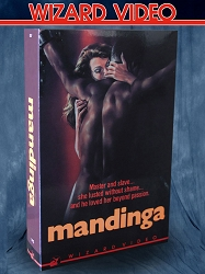 Wizard Video: Mandinga (Big Box VHS)