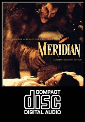 Meridian Soundtrack CD