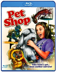 Pet Shop Blu-ray