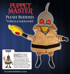 Plush Buddy Torch