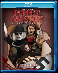 Puppet Master Axis of Evil Blu-ray