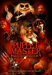 Puppet Master Axis Termination DVD