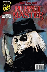 Puppet Master Comic Issue 1 (Variant Daniel J Logan cover)
