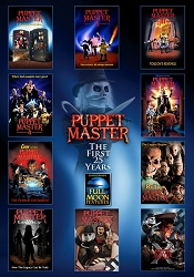 Puppet Master 25th Anniversary Poster