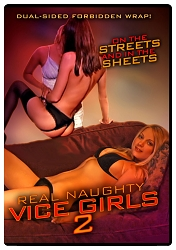 Real Naughty Vice Girls 2 DVD