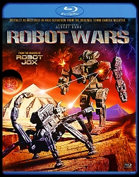 Robot Wars Blu-ray