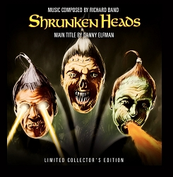 Shrunken Heads Soundtrack CD