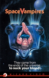 Wizard Video: Space Vampires (Big Box VHS)