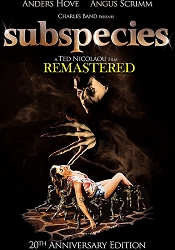 Subspecies DVD [Remastered]