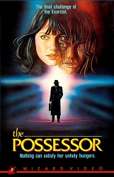 Wizard Video: The Possessor (Big Box VHS)